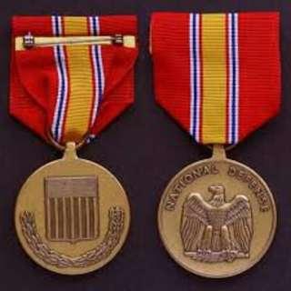 U.S. National Defense Service Medal