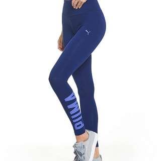 PUMA Athletic Legging Blue, BNWT. RRP $49.95