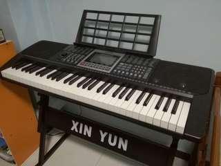 Xin Yun Piano Keyboard 新韻 61 keys