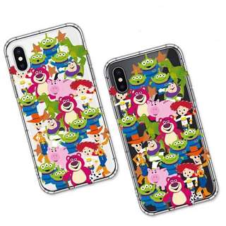 日本直送!Disley toy Story iPhone case