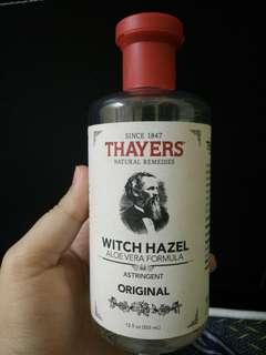 [FREE POSTAGE] Thayers Witch Hazel Toner
