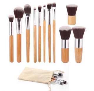 Pre-order Bamboo makeup brush