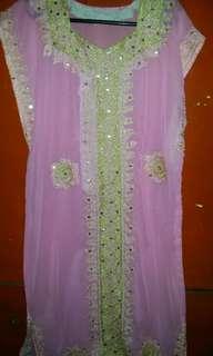 Muslim inspired dress brand new