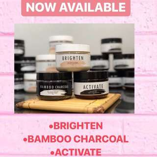 28 Street's Activate, Bamboo Charcoal & Brighten Mask Wholesale