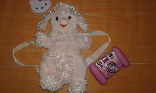 Sheep Kids/Toddler Backpack