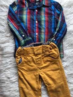 Baju budak