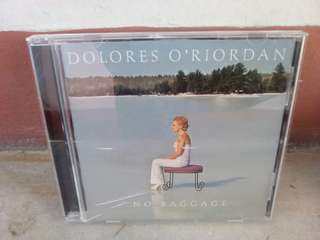 Very Rare Cd's of late Dolores O'riordan of The Cranberries