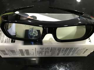 SONY 3D Glasses (4pcs)