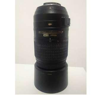 NIKON 55-300mm Zoom Lens