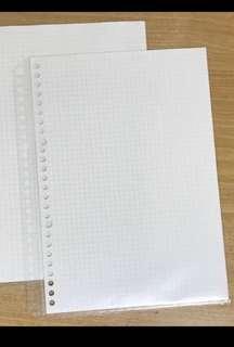 [LF] A5 paper sleeve/folder