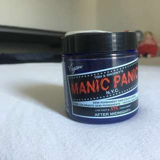 Semi-Permanent Hair Colour Cream - After Midnight