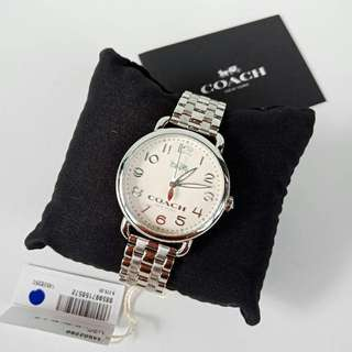 CoachStainless Steel 36mm