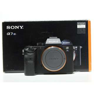 Sony Alpha a7S II Mirrorless Digital Camera (Still under Sony Warranty until August 2019)