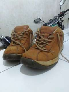 Sepatu Kulit Rockport #mausupreme