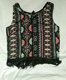 (Repriced) Boho Sleeveless 💖