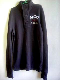 Authentic Hollister Jacket