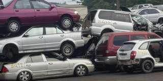個式國產進口汽車材料