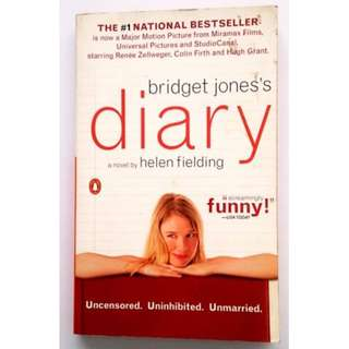 Bridget Jones's Diary (Bridget Jones #1) by Helen Fielding