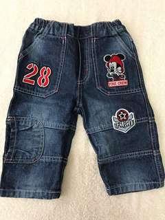 Disney Baby Pants