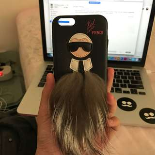 Karlito Fendi Case iPhone 6/6s