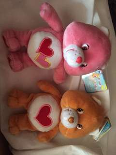 Soft Toys one pair
