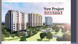 Kajang 2 new property