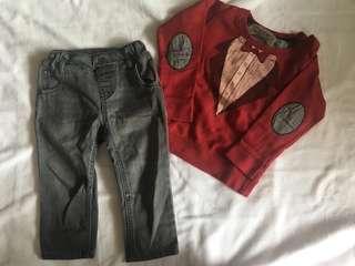 Boy set