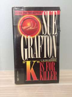 Novel - K is for Killer
