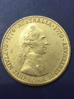 Australia James Cool medal 1970, AU