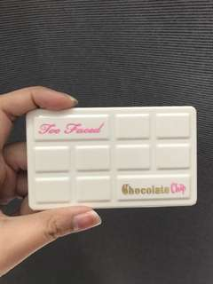 Too Faced Choco Chip Eyeshadow Palette