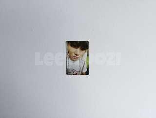 SEVENTEEN GOING SEVENTEEN Woozi Photocard