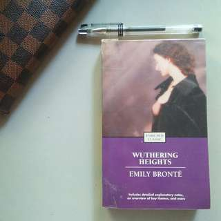 Wuthering Book