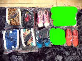#mausupreme All sneakers