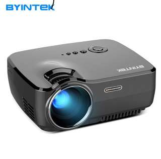 BYINTEK portable projector