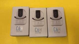 Ezviz C6H 萤石 海康威視 Hikvision 高清IP攝像機 H720p 無線/有線 中國版