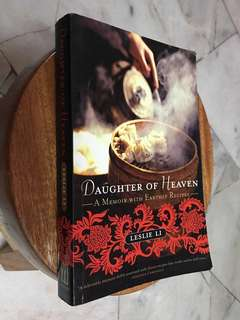 Daughter of Heaven - A memoir with earthly recipes