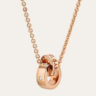 Bvlgari necklace 925