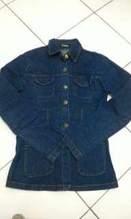 Baju jeans #mausupreme