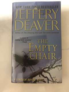 The Empty Chair (2000) Jeffery Deaver