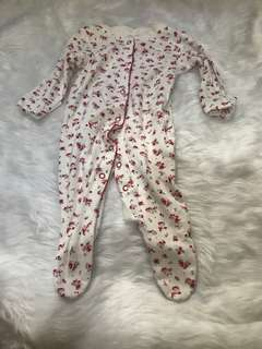Mothercare Frogsuits 0-3 mons