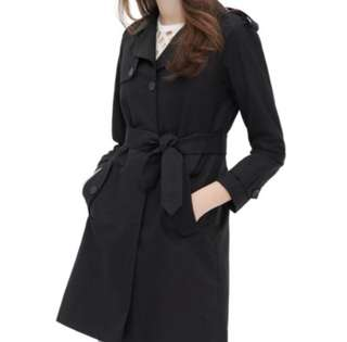 Sandro Malory Trench Coat