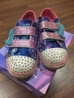 Skechers Twinkle Toes UK9