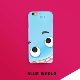 Blue Whale Casing CUSTOM