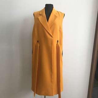 Givenchy Mustard Yellow Coat