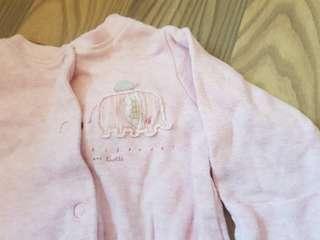 Mothercare Newborn Sleepwear