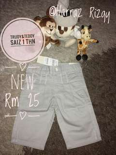 🆕Trudy Teddy girl pants