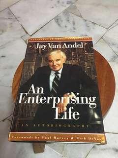An Enterprising Life by Jay Van Andel