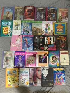 Books for a low price!!
