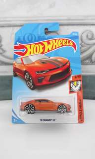 Hot Wheels '18 Camaro SS