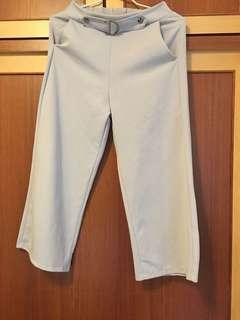 🚚 甜美氣質寬褲